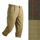 New Alan Paine Mens Outdoors Shooting Gents Rutland Breeks Trousers Size 36-40