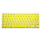 Protège clavier silicone AZERTY Protection MacBook Pro Retina Air 13 15 17 pouce