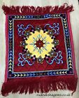 PRAYER MAT RUG FOR ULTIMATE COMFORT HIGH QUALITY ASSORTED COLOR MEDITATION TIBET