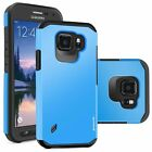 Armor Hard Bumper Rubber Shockproof Case Cover For Samsung Galaxy Phone Models
