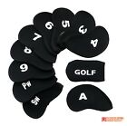 11 x Golf Iron Club & Putter Covers suit Callaway Titleist Taylormade Ping cobra