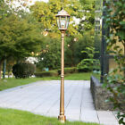 Vintage Post Light Pole Outdoor Street Home Light Post Lighting Lamp New