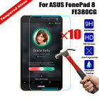Wholesale 10Pcs 9H Premium Tempered Glass Film Screen Protector For ASUS Tablet
