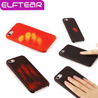 New Heat Induction Thermal Gel Mobile Phone Case Cover For iPhone 5/S 6 7 + UK