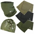 Condor Fleece Neck Warmer Gaiter Beanie Military Tactical Protective Multi Wrap