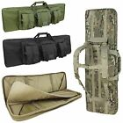 Condor Tactical Modular Double Rifle Range Hunting Case w/ Removable PouchesCases - 73938