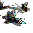 B175- Butterflies Weddings Crafts, Cake Topper Decorations Cards