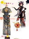 Vocaloid luka Luo Tianyi TDA canary Chinese cheongsam cosplay costume black