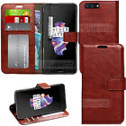 For OnePlus Phone Models -Wallet Leather Case Flip Cover + Touch Mini Stylus
