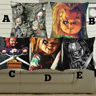 Chucky Good Guy  Doll Horror Movie Design Cushion Pillow Case Cover - NEW