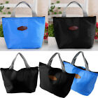 New Portable Picnic Insulated Food Storage Box Tote Lunch Bag Storage Carry Tote