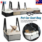 Pet Dog Cat Car Seat Safety Puppy Carrier Basket Travel Gear Booster Bed Bag