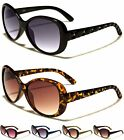 DG Eyewear Diamante Rhinestone Arm Design Womens Oval Sunglasses 100%UV400 36290