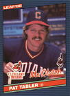 1986 Leaf/Donruss Baseball Card Pick