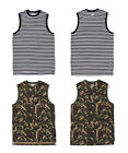 A BATHING APE Men's - AAPE BASIC TANK TOP  Black / Green 2 Colors From Japan New