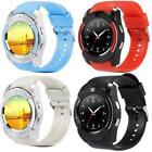 New V8 1.22'' Touch Display, Sleeping Monitor Multi functions Smart Watch USA
