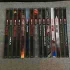 Set of 16 Spine Magnets For Marvel Cinematic Universe Steelbooks  фото