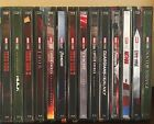 Set of 16 Spine Magnets For Marvel Cinematic Universe Steelbooks