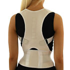Sitting Posture Corrector Magnetic Shape Body Brace Back Vertebra Correct Belt
