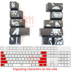 Anime keycaps Cartoon outaku Backlitght translucent key For mechanical MX switch