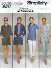 Simplicity 8295 Misses' Dress or Tunic   Sewing Pattern