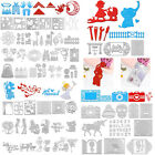 Metal Cutting Dies Stencil Scrapbook Paper Cards Craft Embossing DIY Die-Cut SHS