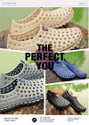 Hot Sell men's mesh breathable rubber casual shoes sandals 4 Colors 6 Sizes