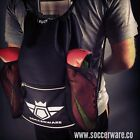 Soccer Bag Backpack - XL Capacity   Youth/Kids   Fits: Ball, Shoes, Shin Guards