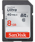 8GB 16GB 32GB 64GB - SanDisk ULTRA SDHC Class 10 Flash Memory Camera SD Card lot