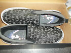 Star Wars Skechers  Black and White  New  Slip on Tennis Shoes SZ 13 $53.69 CAD