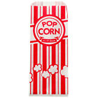 "Carnival King 4 3/4"" x 1"" x 12"" 2 oz. Popcorn Bag NEW"