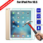 Premium 9H Screen Protector Tempered Glass Cover For iPad Pro 10.5  2017 Tablet