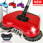 Внешний вид - Spin Hand Push Sweeper Broom Household Floor Cleaning Mop without Electricity