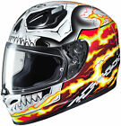 ghost rider 2 motorcycle - HJC FG-17 Ghost Rider Motorcycle Street Helmet 2017 CLOSEOUT
