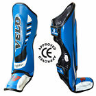 VELO Kids Shin Guard Pads MMA Leg Foot kids Guards Muay Thai Kick Boxing MMA