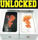 Apple iPhone 6S - 16GB / 32GB / 64GB (UNLOCKED) Rose Gold Silver Space Gray (W)
