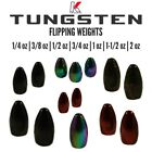 Внешний вид - Tungsten Flipping Weights-Bullet Weights-Worm Weights