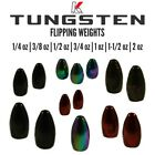 Kyпить Tungsten Flipping Weights-Bullet Weights-Worm Weights  на еВаy.соm
