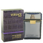 Versace MAN 6.7 3.4 1.7 1oz Eau Fraiche Eau De Toilette Spray Blue for Men NIB