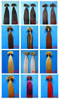 """FULL HEAD Remy Nail U Tip 100% Real Human Hair Extensions 80gr 160g Straight 24"""""""