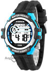 Men's sports watch XONIX, chronograph, alarm, timer, WR100M
