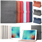 Flip PU Leather Magnetic Stand Case Smart Cover For Apple iPad Mini Air 1 2 Pro