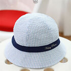 Toddler Infant Kid Sun Cap Summer Outdoor Baby Girl Boys Sun Beach Cotton Hat g2