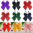 Fashion Women Lady Girls Bow Knot Neck Tie Cravat Casual Neackwear Party Banquet