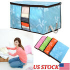 Hot Sale Home Storage Box Household Organizer Quilt Clothing Storage Bags Holder