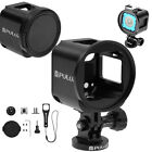 PULUZ Housing Shell CNC Aluminum Protective Cage Kit for GoPro HERO4/5 Session