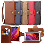 Luxury Leather Wallet Card Magnetic Stand Case Cover For Xiaomi Redmi 4/Note 4X