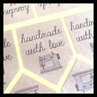 Handmade with Love Kraft Stickers Sewing Machine | HM202