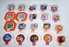 Disney Infinity Power Discs Complete Finish Your Set Lot Used Disc All Available