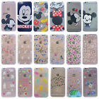 Disney Mickey Mouse Minnie Slim Soft TPU Clear Case Cover for iPhone 6/6S 4.7'